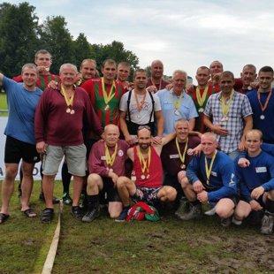 Latvijas 25.čempionāta 3.kārta Ventspils (08.08.2015)